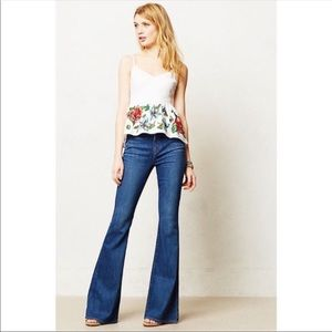 Anthropologie Pilicro and Letterpress Jeans SZ 27